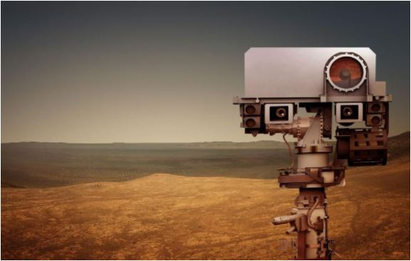 Mars Rover Space Proof Technology