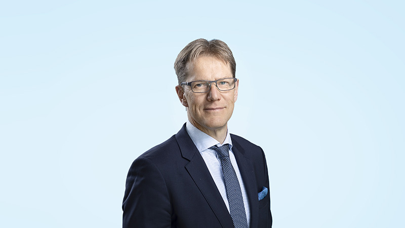 Petri Castren, Member of the Board of Directors, Vaisala