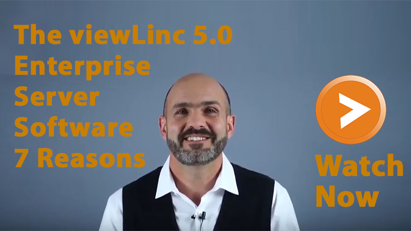 video - 7 reasons to choose viewLinc 5.0