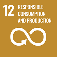 SDG 12 Responsible production