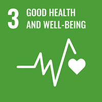SDG 3 Health and well-being