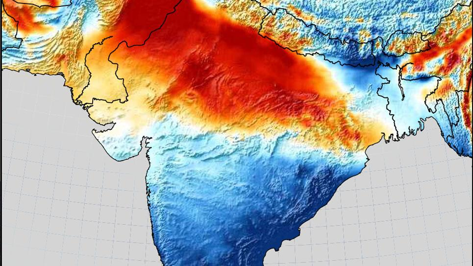 Anomalous winds during recent Indian monsoon season