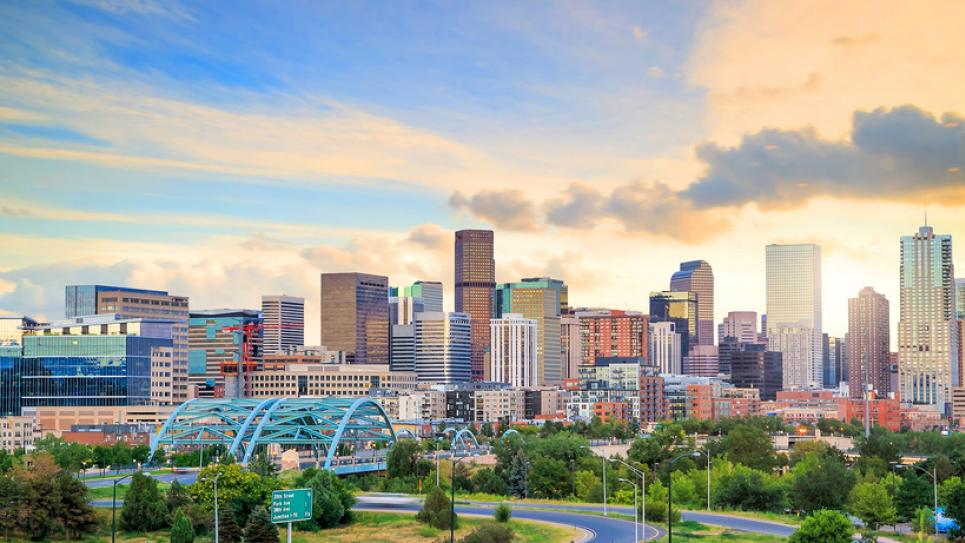 Denver - site of UVIG workshop