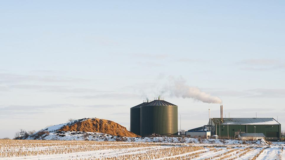 Vaisala Launches a Groundbreaking Solution for the Biogas