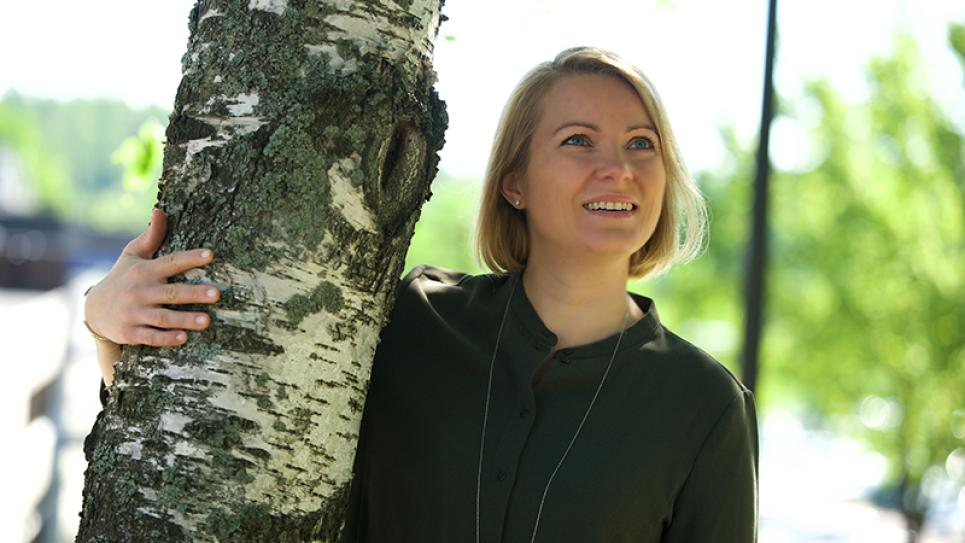 Meet Some of Us; Maria Uusimaa