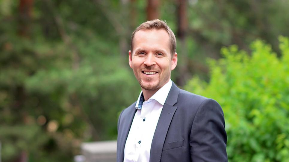 Markus Melander, Head of Business Development, CV Solutions