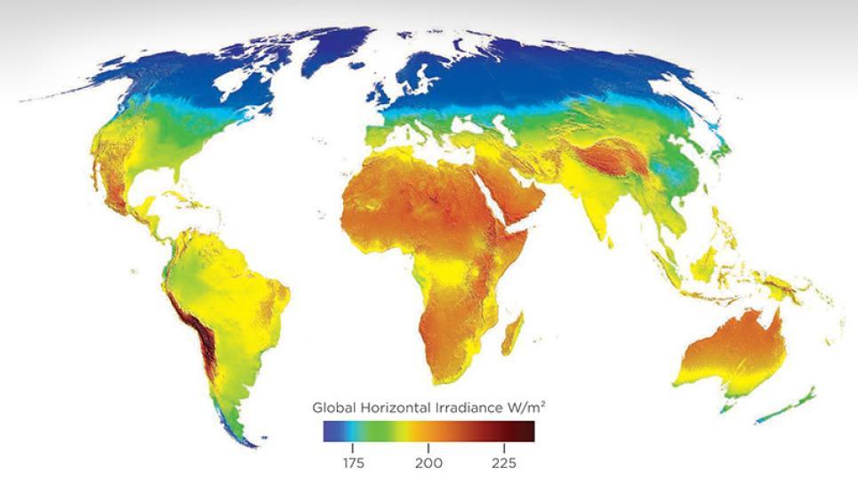 Free Wind and Solar Resource Maps Vaisala