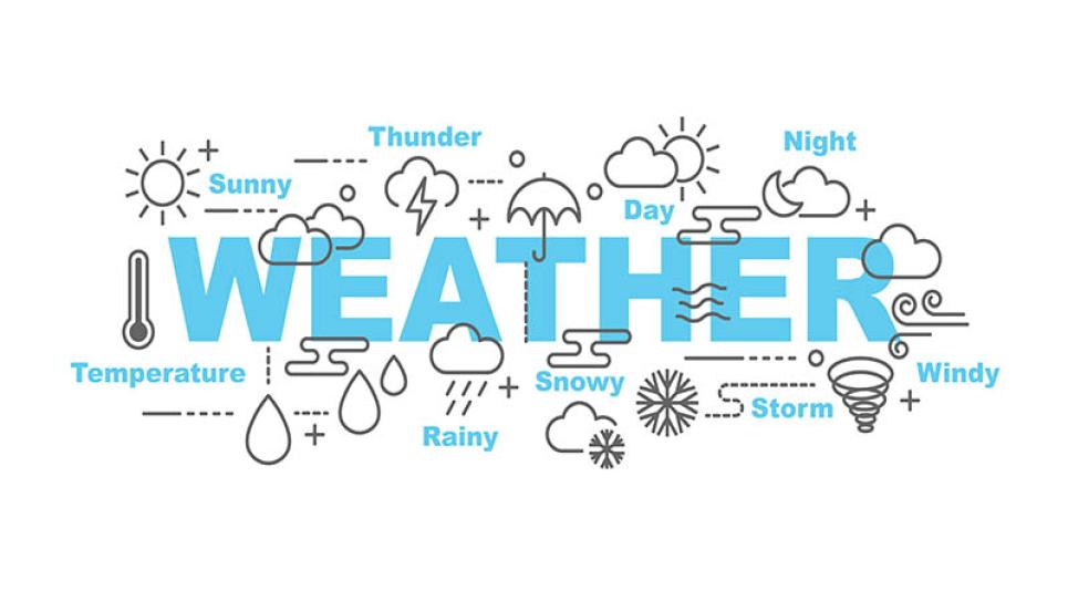 Day-to-day Benefits of Weather Detection