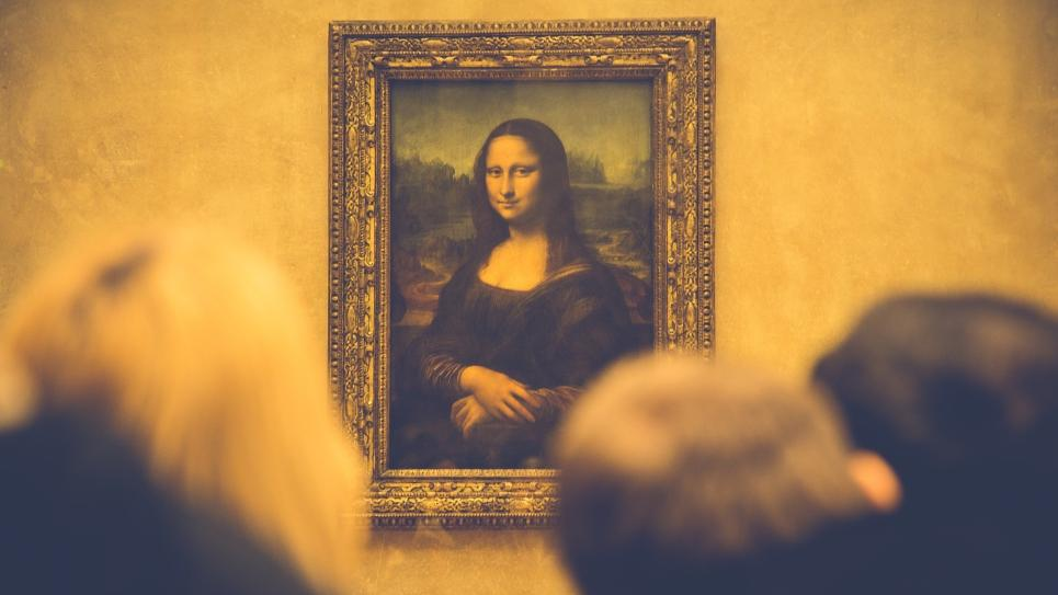 Mona Lisa preserved by Vaisala