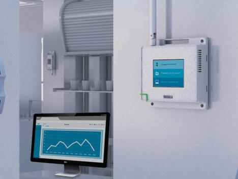 Continuous Monitoring System - Temperature, Humidity, Universal Input Data Loggers