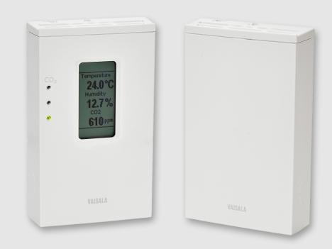 GMW90 Series Carbon Dioxide, Temperature, and Humidity Transmitters