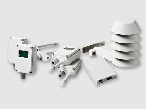 HMD/W80 Humidity and Temperature Transmitters