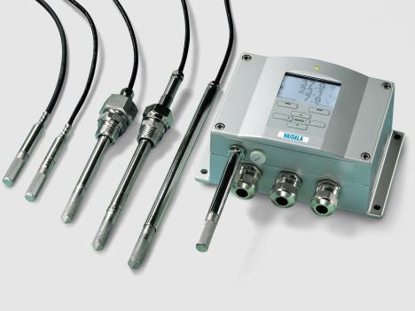 HMT330 Series Humidity and Temperature Transmitters