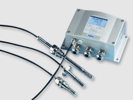 MMT330 Moisture and Temperature Transmitter Series for Oil