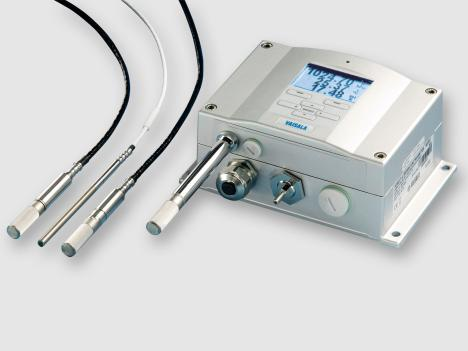 PTU300 Combined Pressure, Humidity and Temperature Transmitter