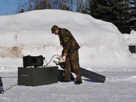 Vaisala Sounding Systems Maintenance for Defense Applications