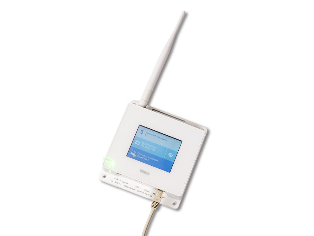Long Range Wireless Access Point Monitoring Environments With Vainet