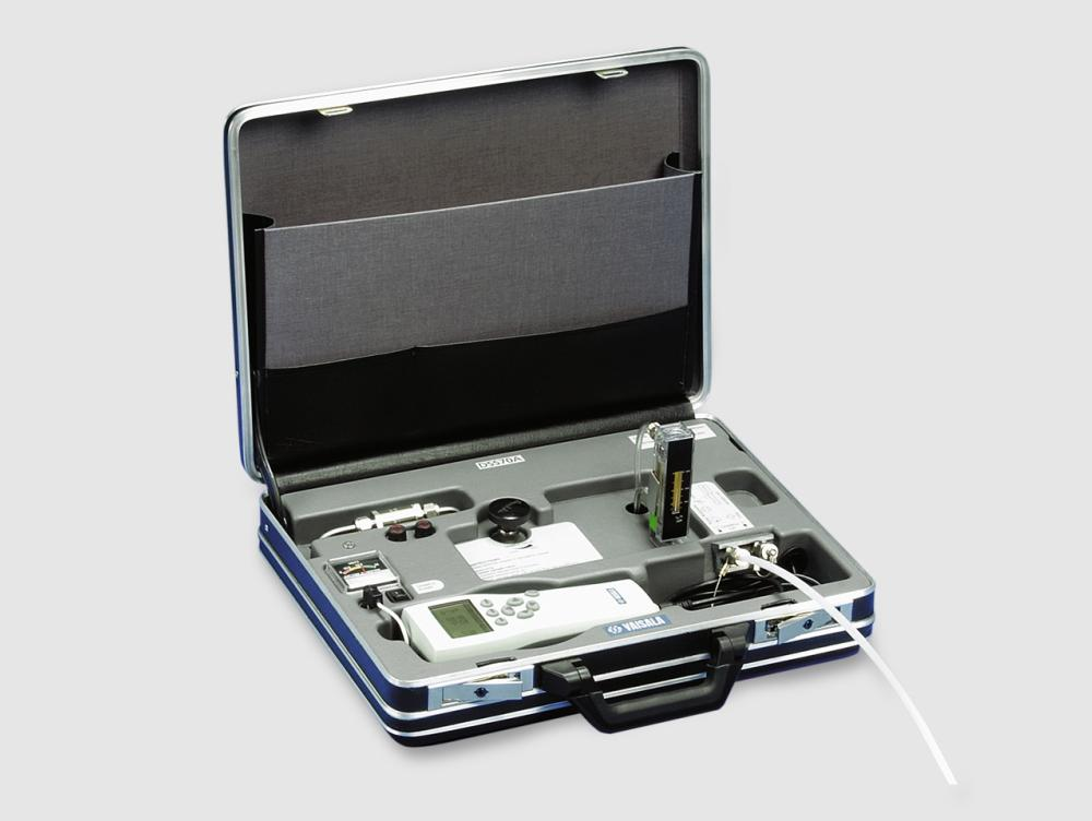 DSS70A Portable Sampling System and Sampling Cells for DM70