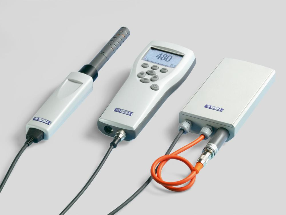 Handheld GM70 with pump