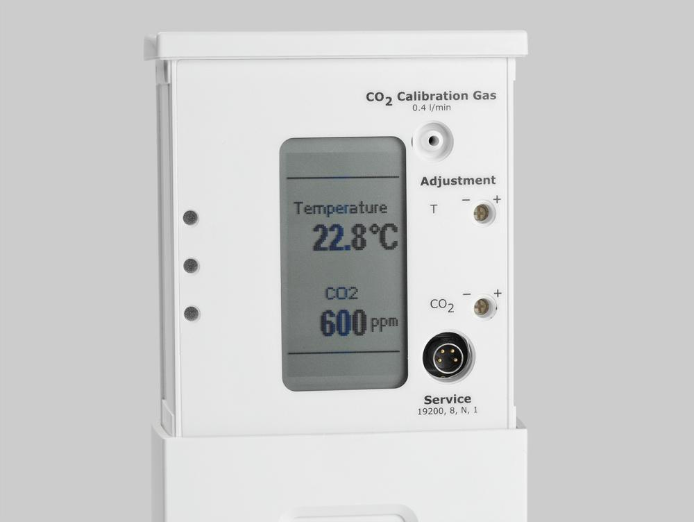 CO2, Temperature and Humidity Transmitter Series GMW90 for