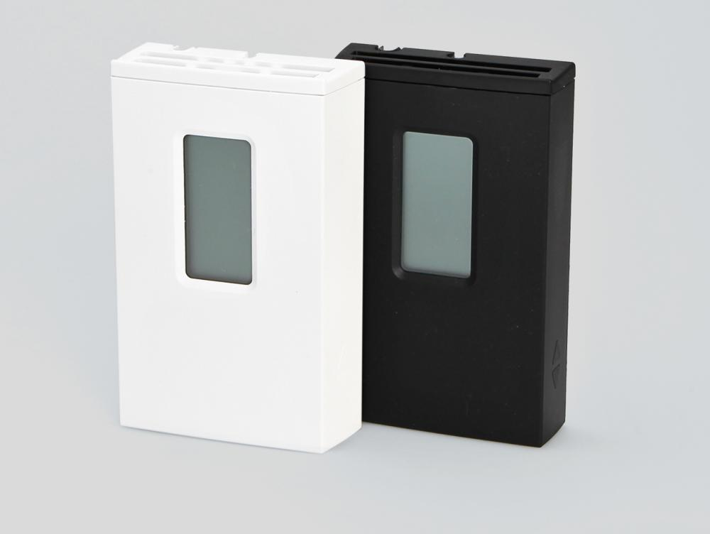 White and black enclosures of the HMW90
