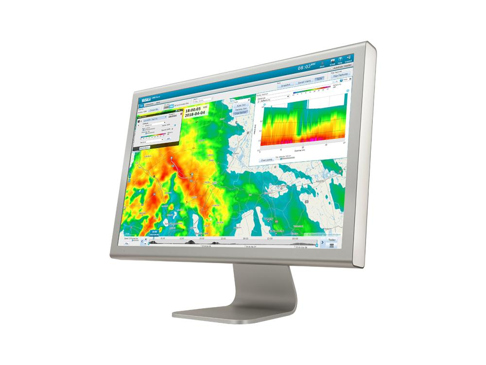 IRIS Focus Weather Radar Software The next generation in