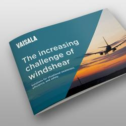 Vaisala AviMet Windshear eBook cover