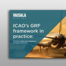 Cover image of ICAO's GRF Framework in Practice
